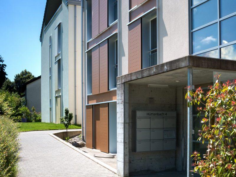 Wohnüberbauung