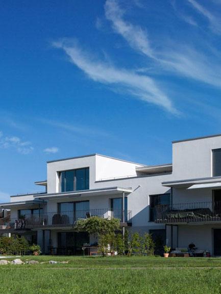 Neubau Mehrfamilienhaus Rigiblick