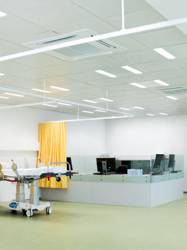 Neubau Medizinische- und Chirurgische Tagesklinik Kinderspital